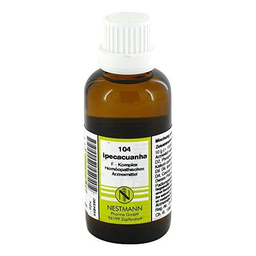 IPECACUANHA F KPLX 104, 50 ml