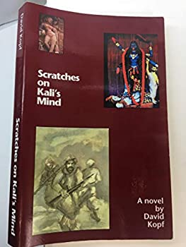 Paperback Scratches on Kali's mind Book