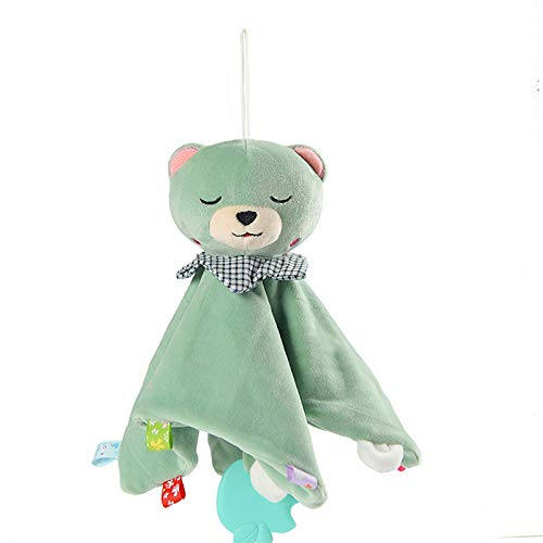 Mleyrx Manta de Toalla de Peluche de Juguete de muñecas de Pickup, Juguetes cómodos y durmientes para niña con Regalo