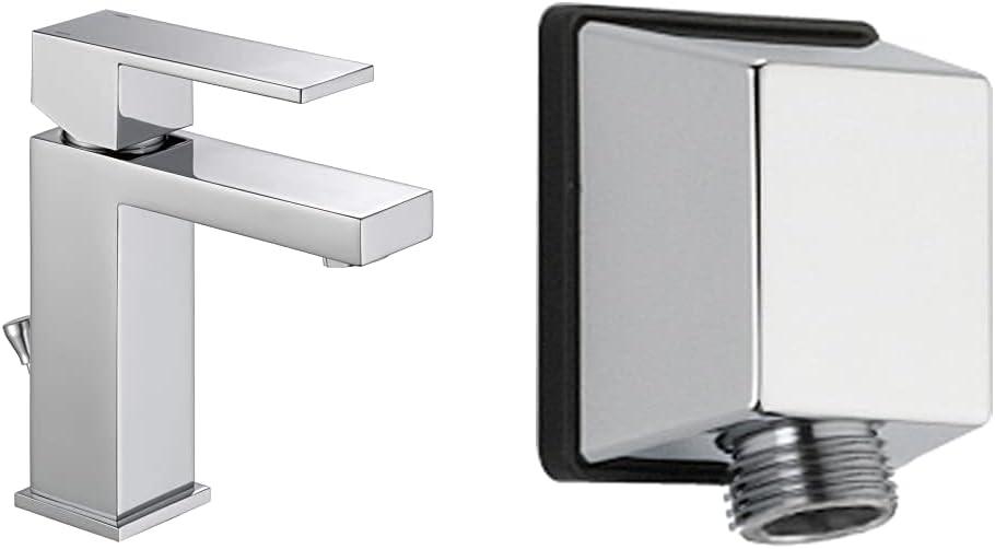 Delta SALENEW Our shop most popular very popular Modern Single Hole Faucet Bathroom Handle