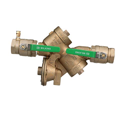 Wilkins 2-975XL2 2-Inch Lead Free Reduced Pressure Backflow Preventer