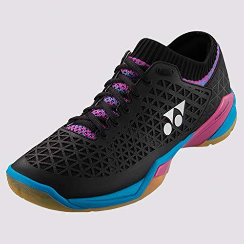 Yonex Eclipsion Z Women's Badminton Shoes, Black, Size 7.5