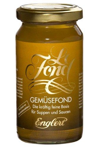 Gemüse-Fond - Bratensoße, Sauce, Grundbrühe (200 ml. / Glas)