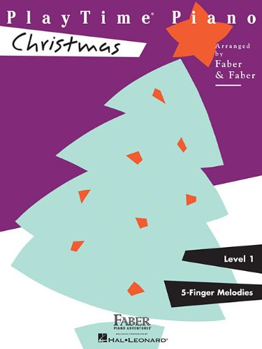 PlayTime Piano Christmas: Level 1