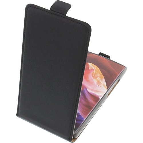 foto-kontor Tasche für Bluboo S1 Flipstyle Schutz Hülle Handytasche schwarz