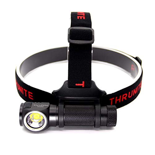 ThruNite TH30 Super Bright 3350 lumens Rechargeable LED Headlamp for Outdoor and Indoor Using, Hiking,Camping, Cycling (TH30 CW)