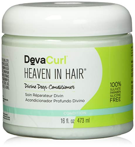 DevaCurl Heaven In Hair (Intense Moisture Treatment - For Super Curly Hair) 473ml