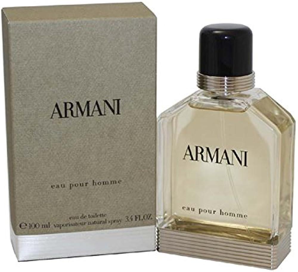 Armani, acqua di colonia unisex,100 ml 121560