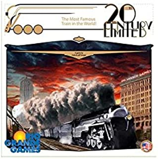 20th Century Limited Board Game