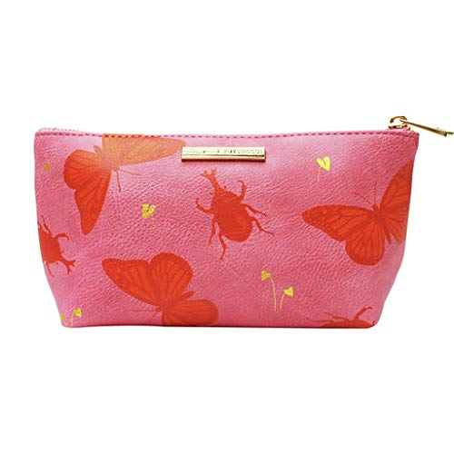 House of Disaster Trousse de Maquillage Papillon/Butterfly Dimensions : 6 x 20 cm