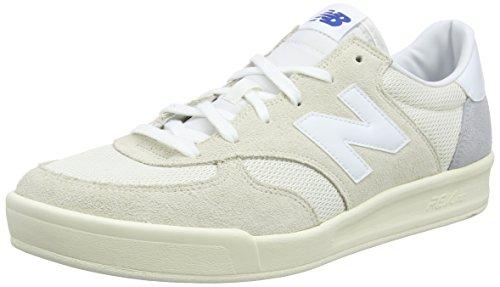 New Balance Crt300v1, Zapatillas Para Hombre, Blanco (White), 40,5 EU