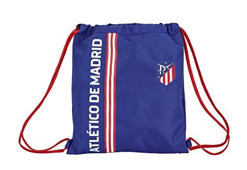 """Atlético de Madrid """"In Blue"""" Oficial Saco Plano Grande 350x400mm"""