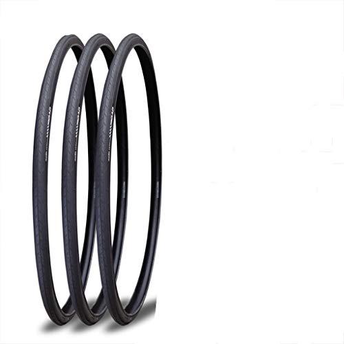 LXRZLS 1 unids Neumático de Bicicleta 700 * 23C / 25C / 28C Bike 700x23C (23-622) / 700x25C (25-622) / 700x28c (28-622) (Color : 700X25C)