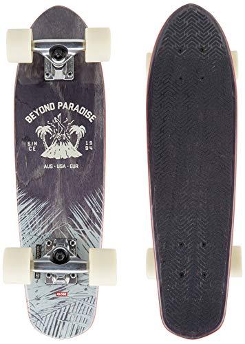 Adulto 8.375FU Nero Skateboard Unisex Globe Half Dip 2 Complete