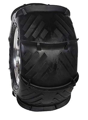 Duro DI2031 Sand Blaster Tire - Front/Rear - 20x11x10 , Tire Size: 20x11x10, Tire Application: Sand, Rim Size: 10, Position: Front/Rear, Tire Type: ATV/UTV, Tire Ply: 2 31-203110-0211A