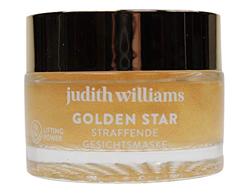 Judith Williams Golden Star Sirtalice Face Mask 50ml