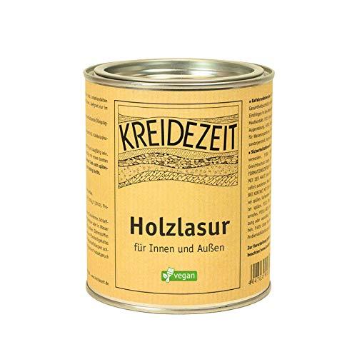 Holzlasur für Innen und außen 0,75 l farbig (Wenge)