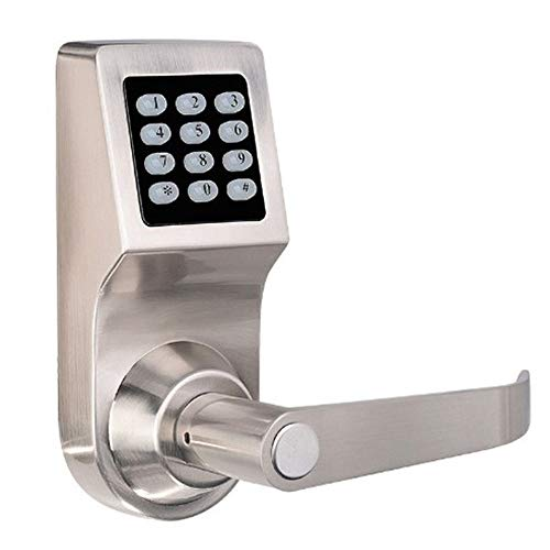 Cerradura Electrónica Contraseña Cerradura De Puerta