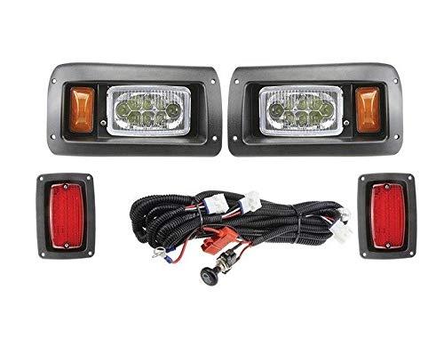 Revenge Golf Cart Parts & Accessories Club Car DS LED Adjustable Light Kit