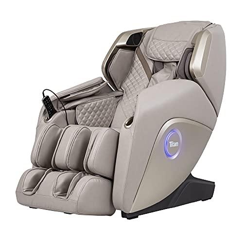 Osaki Titan 3D Elite 3D Massage Intelligent Voice Control Full Body Reclining Zero Gravity Heated...