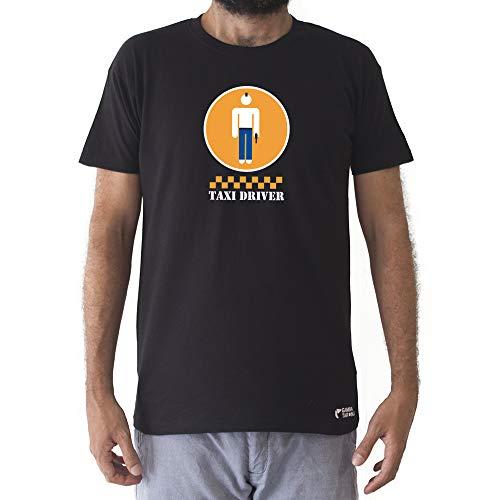 GAMBA TARONJA Taxi Driver - Camiseta - Robert DE Niro - Cine