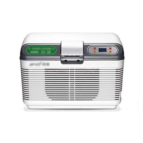 CLING Mini-Kühlschrank, Getränkekühlschrank, 12 Volt-Anschluss, Outdoorgeeignet, Camping, Truck, 12/28 Liter, geräuscharm