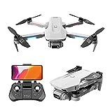Lobhqph Drone GPS con Fotocamera 6K per Adulti, quadricottero con 5G WiFi FPV Video in Diretta,...