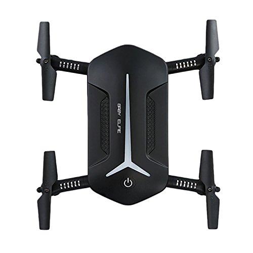 Drone JJRC H37[2017],Beetest JJRC H37 Mini Pieghevole G-sensore Selfie Drone Quadcopter con 720p ad alta Definizione Fotocamera Altitudine Tenere Senza Testa Modalità