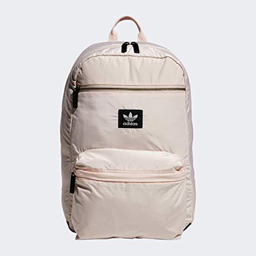adidas Originals Originals National Plus Backpack Mochila, Unisex, Rosa Helado, Talla única