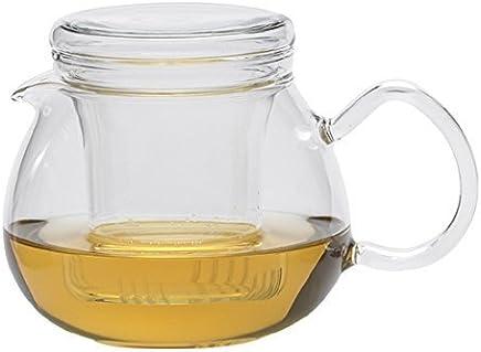 Preisvergleich für Trendglas Jena Teekännchen PRETTY TEA II mit Glasfilter, 0,5 Liter