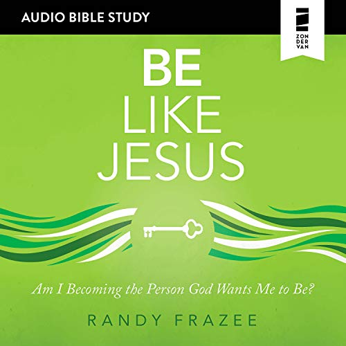 Be Like Jesus: Audio Bible Studies  By  cover art