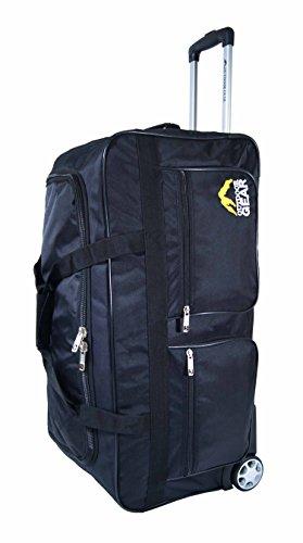 """Outdoor Gear-Borsone Trolley per bagaglio da viaggio, borsa grande 76,20 (30 """"cm Nero nero Large 30"""""""