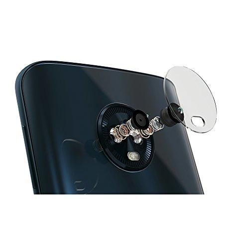 Motorola G6 Smartphone portable débloqué 4G (Ecran: 5,7 pouces - 64 Go - Double Nano-SIM – Android 9.0) Bleu Indigo