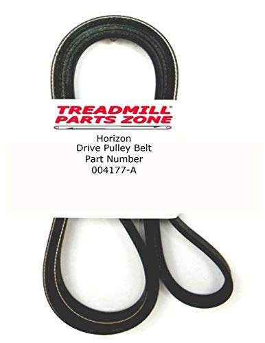 Buy Bargain TreadmillPartsZone Replacement Horizon Elliptical Model LS635E EP181 Drive Pulley Belt P...