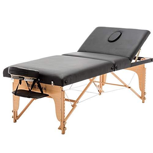 Rachael Schönheitssalon Klappbett Buche Wasserdicht Verbreiterung Massageliege Spa Schröpfen Gesundheit Körper Bett,2