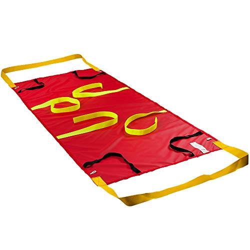 Rettungstuch, Evakuierungstuch SRT210SP (mit Klettbändern), gefertigt aus titv-certifiziertem Spezialgewebe, nach DIN 4102/B1