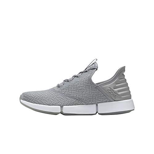 Reebok Women's DailyFit Walking Shoe, Pure Grey/White White, 9.5