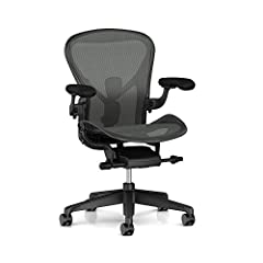 While its iconic form has remained largely unchanged, the Aeron Chair has been remastered from the casters up. With the help of Don Chadwick, the chair's original co-designer, Herman Miller has updated Aeron to incorporate more than 20 years of resea...