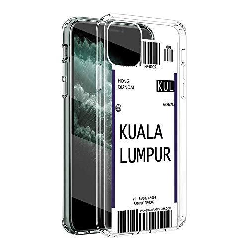 Pnakqil para Xiaomi Redmi 9 (4G) Funda Transparente 6.53 Pulgadas,Carcasa Anti-Choques y Anti-Arañazos TPU Parachoque Silicona Suave Anti-Huellas con Patrón Impreso para Xiaomi Redmi9, kddatl