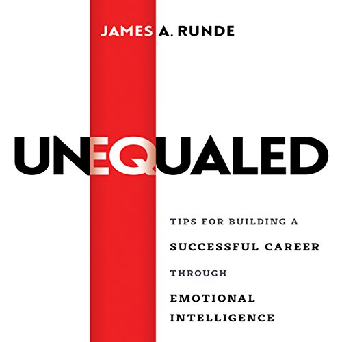 Unequaled audiobook cover art