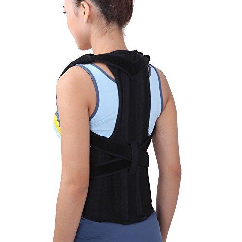Healsmile® Medical Shoulder Corrector Humpback Orthosis Back Brace...