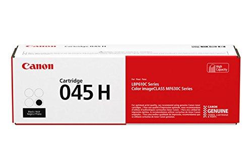 Canon Toner Cartridge 045H BK - schwarz - hohe Reichweite