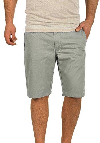 Blend BLEND Sasuke Herren Chino Shorts kurze Hose, Größe:L;Farbe:Aluminium (70107)