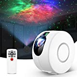 Star Projector,Galaxy Projector Light with LED Nebula Cloud,Night Light Projector with Remote Control for Kids Baby Adults Bedroom/Party/Game Rooms/Home Theatre/and Night Light Ambience