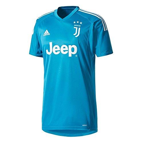 adidas Herren Juventus Turin Torwarttrikot Replica, Myspet/White, M