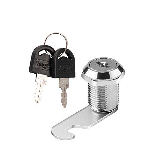 ONEVER Schlösser Aktenschrank Postfach Schubladenschrank Schließfach 2 Schlüssel 25mm