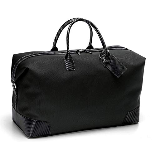 Medium Carry-On Duffel Black - BLACK