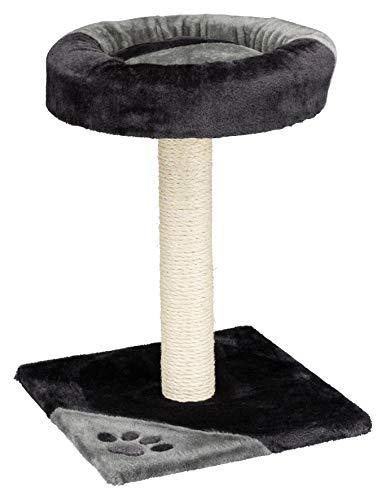 Trixie 43712 Tarifa Kratzbaum, 52 cm, grau/schwarz
