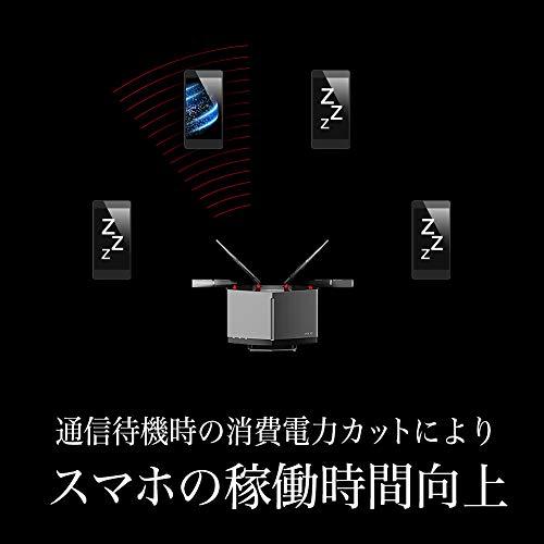 BUFFALO(バッファロー)『WXR-5950AX12』