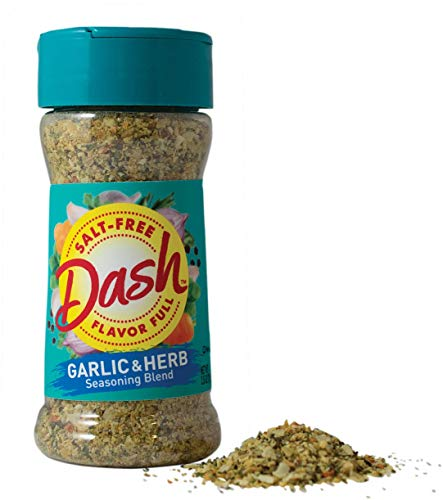 Mrs. Dash Seasoning Blend, Garlic and Herb, 2.5 Ounce